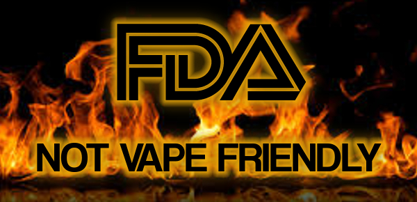 FDA RULES WILL DESTROY VAPING INDUSTRY
