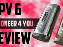 Pioneer4You iPV6 200 Watt temperature control vape mod preview