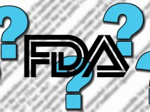 Senate Committee Leaders Letter To FDA header