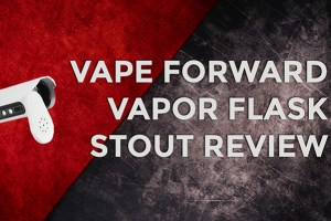 vapor flask stout review