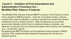 Vaping-Industry-Files-FDA-Complaint-In-DC-count-5