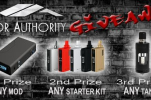 vapor authority giveaway