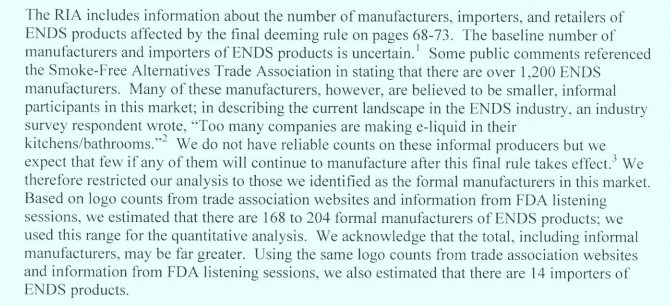Senator-Johnson-Vs-The-FDA-Part-III-Number-of-manufacturers