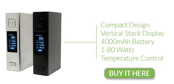 VaporFi VOX 80 TC Features