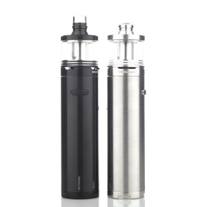 Wismec Vicino D30 Starter Kit In Black and Silver Colors