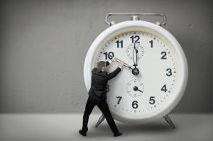 Stop Time Clock