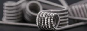 Clapton Coil Builds