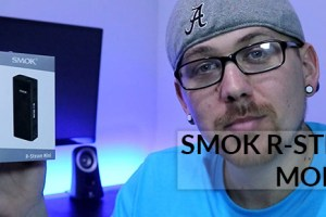 Smok R-Steam Mini Mod Review