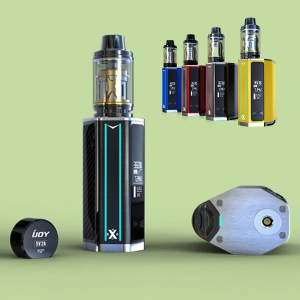 iJoy Exo 360 Mod Kit Color Options