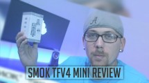 Smok TFV4 Mini Tank Review