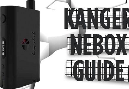 Kanger Nebox Guide