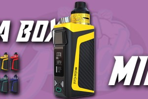 iJoy RDTA Box Mini Preview