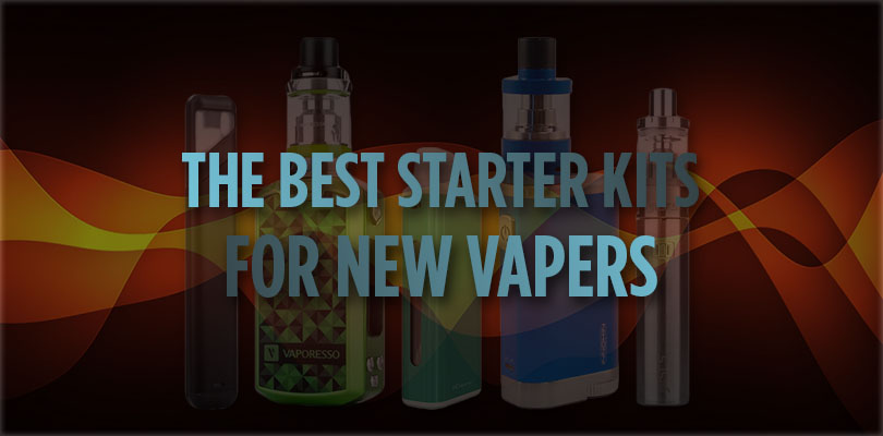 The Best Starter Kits For New Vapers