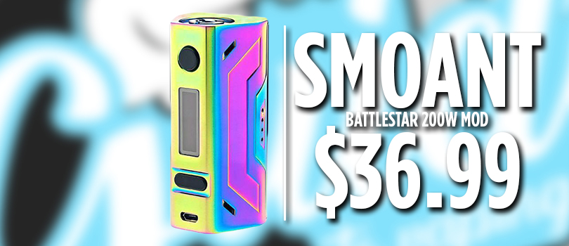 smoant battlestar deal
