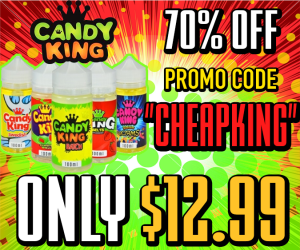cheap ejuice king sale