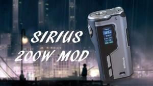 Modefined Sirius 200W Mod