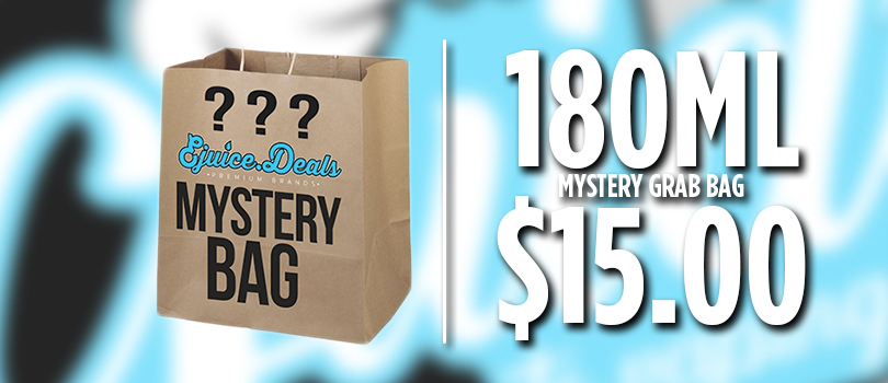 ejuice deals mystery grab bag deal