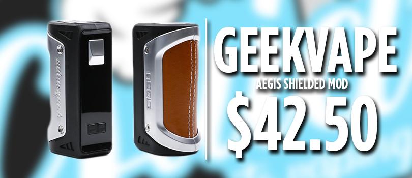 geekvape aegus shielded mod deal