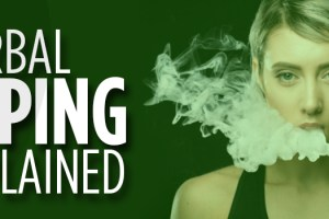 herbal vaping explained