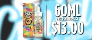 pbls donuts e-juice deal