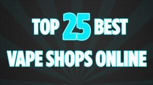 best vape shops online