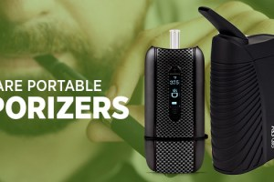 what are portable vaporizers