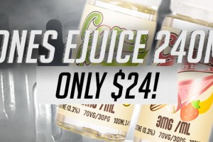 cones ejuice deal