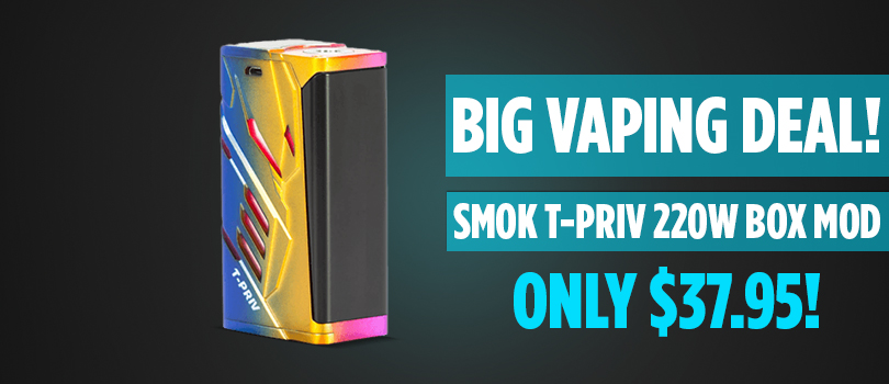 smok tpriv deal