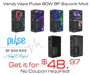 Pulse 80W BF Mod