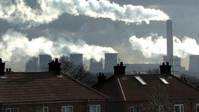 Centrali a carbone e cambiamento climatico