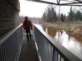 Onderdoorgang spoorbrug