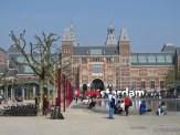 Rijksmuseum aan Museumplein