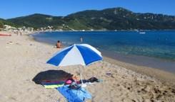 Strand Agios Georgios
