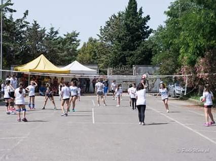 Grandi numeri per la Prima Festa del Gsd Volley Ghilarza 2008