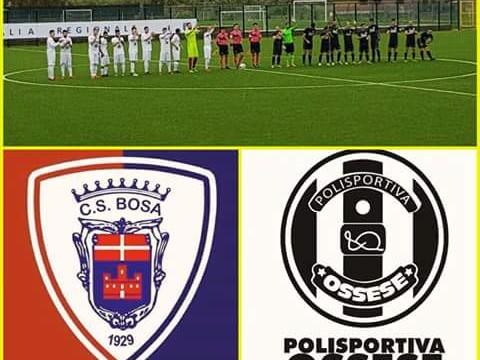 Calcio Promozione. Ad Oristano domani la finale degli spareggi play off fra Ossese e Bosa