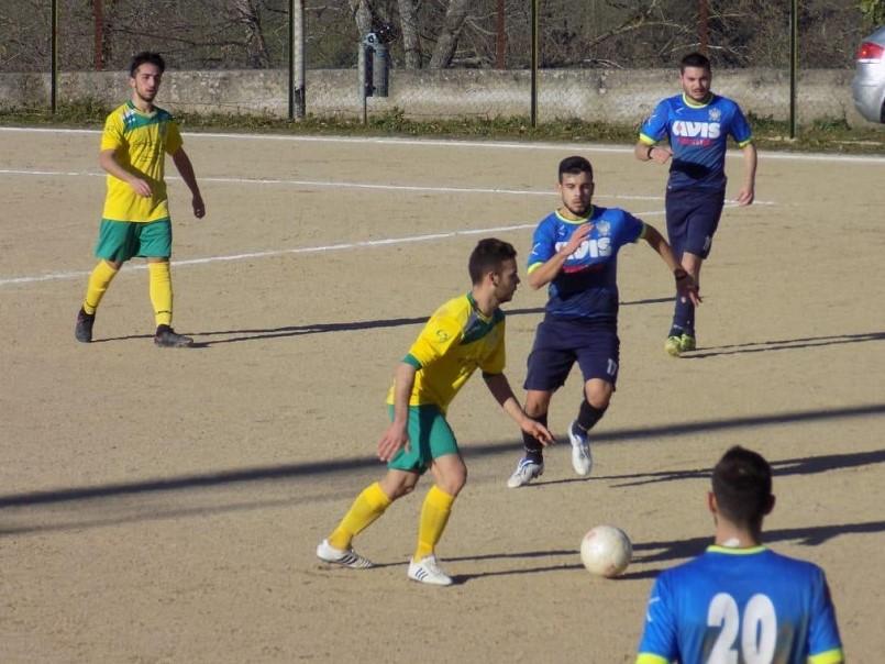 Calcio 1A Categoria C. La Paulese espugna Meana Sardo e rimane seconda
