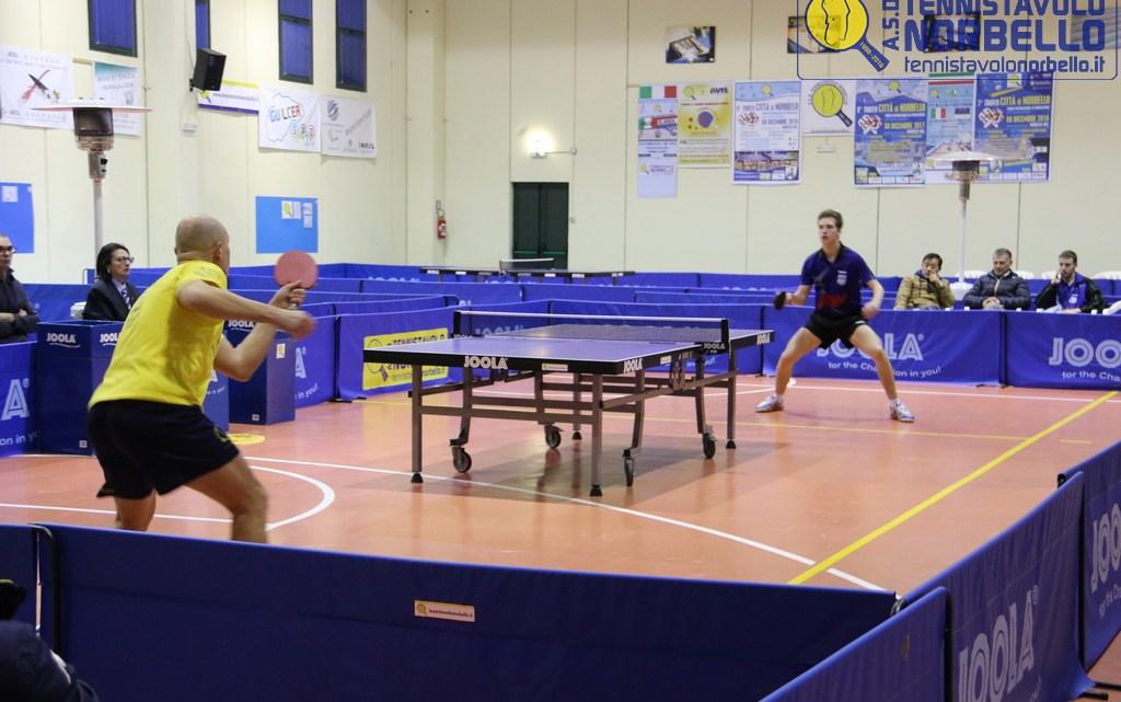 Tennistavolo Norbello. La B femminile vicinissima ai play off, perde la A1 maschile