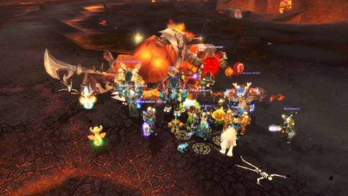 Realm-first Shannox kill on Dalvengyr