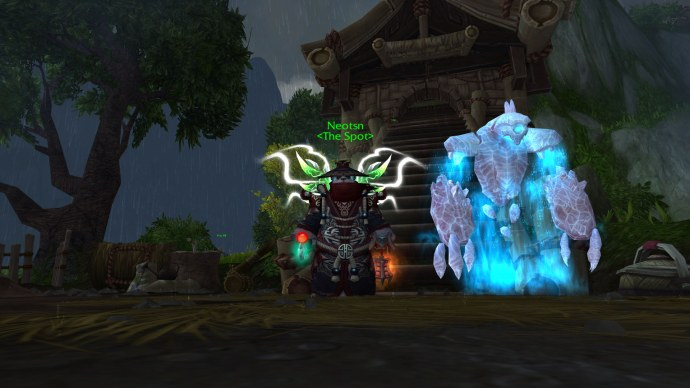 I got a Legendary in MoP - but so did everyone else.