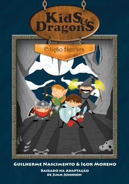 D&D - Kids & Dragons - Edição Heróica-1