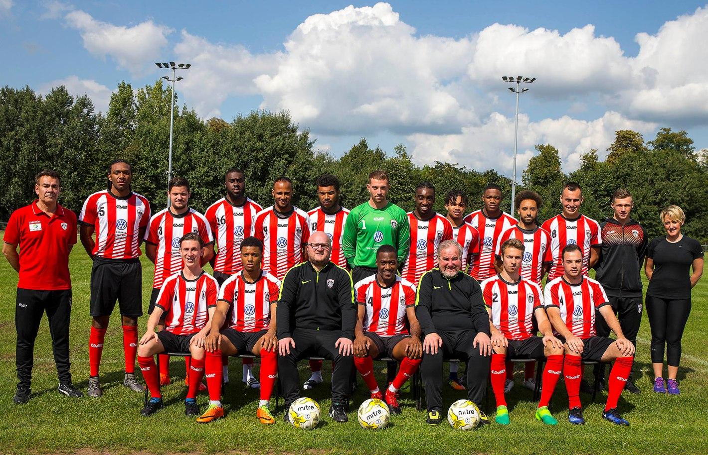 Guildford City FC Squad 2017/2018