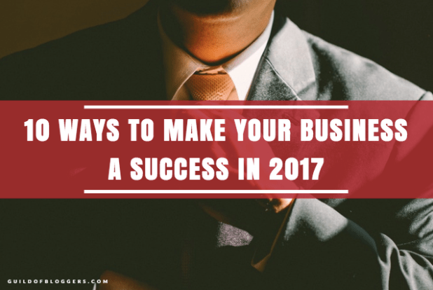 Make Your Business a Success