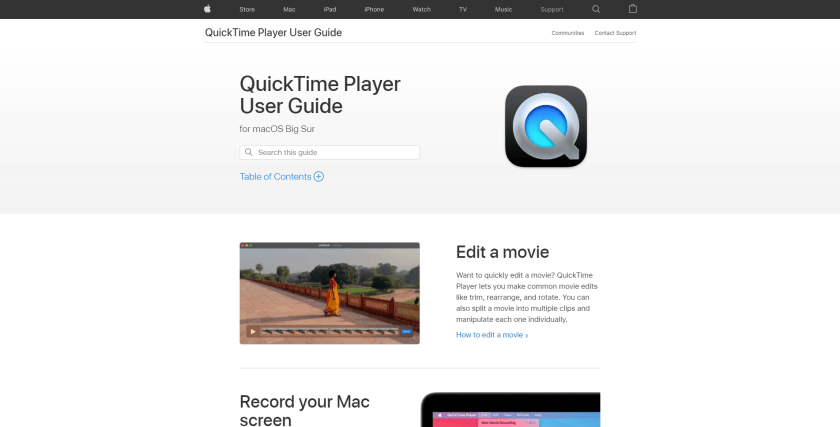 Learn how to speed up a video on QuickTime Player