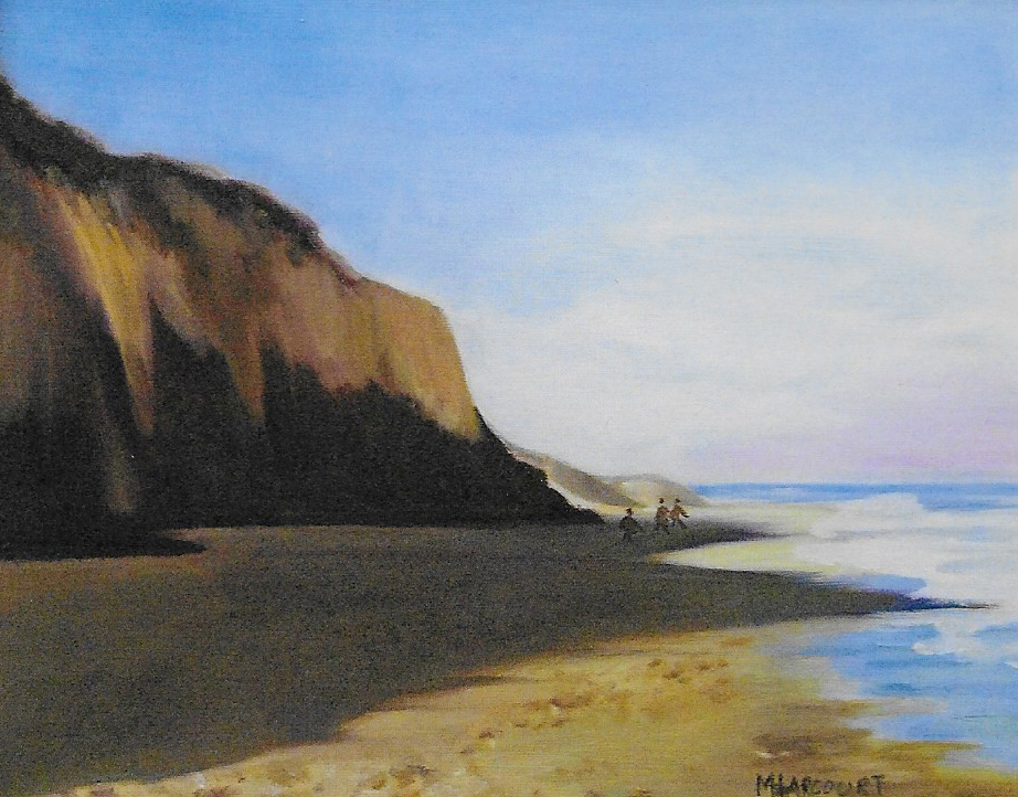 ©Marion Harcourt, North Truro Sand Dune