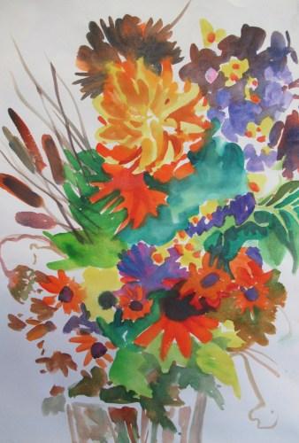 February Guest Artist, Julie Blanchard
