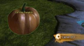 Carve Pumpkin