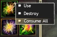 Consume All