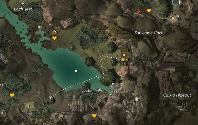 Researcher Takka Map