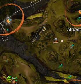 Jungle Totem 7 Map