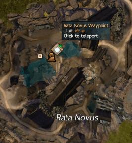 Rata Novus Map